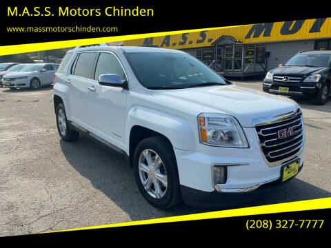 2016 GMC Terrain for sale at M.A.S.S. Motors Chinden in Garden City ID