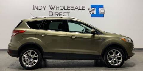 2014 Ford Escape for sale at Indy Wholesale Direct in Carmel IN