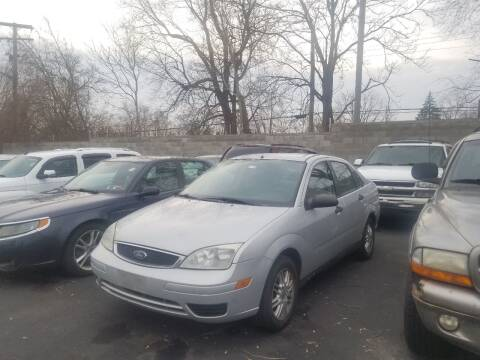 2006 Ford Focus for sale at Five Star Auto Center in Detroit MI