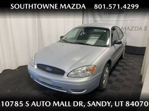 2005 Ford Taurus for sale at Southtowne Mazda of Sandy in Sandy UT