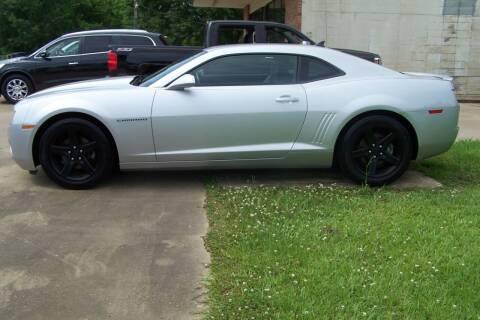 2012 Chevrolet Camaro for sale at HILLCREST MOTORS LLC in Byram MS