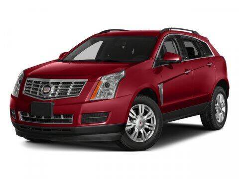 2015 Cadillac SRX for sale at Suburban Chevrolet in Claremore OK