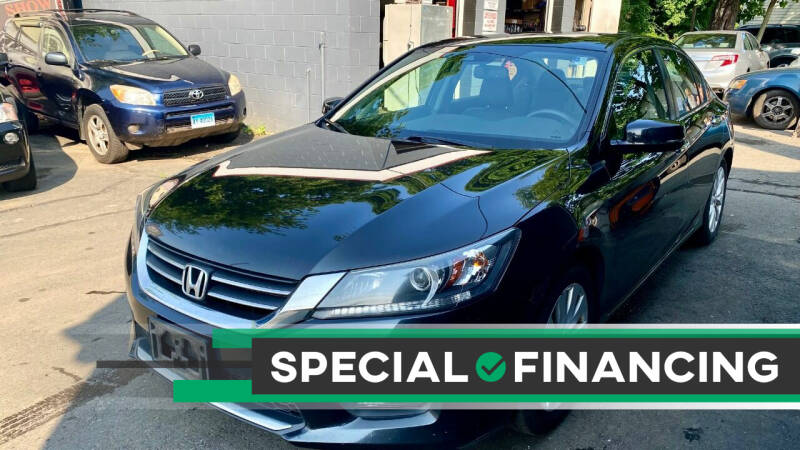 2015 Honda Accord for sale at ELITE MOTORS in West Haven CT