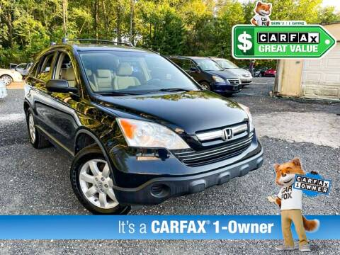 2009 Honda CR-V for sale at High Rated Auto Company in Abingdon MD