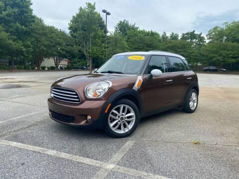 2014 MINI Countryman for sale at Uniworld Auto Sales LLC. in Greensboro NC