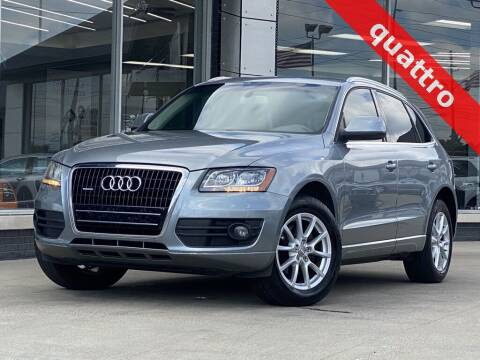 2010 Audi Q5 for sale at Carmel Motors in Indianapolis IN