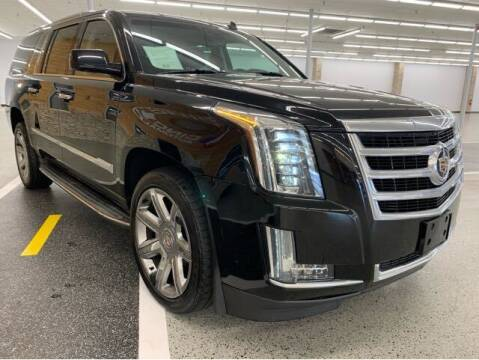 2015 Cadillac Escalade ESV for sale at Dixie Motors in Fairfield OH