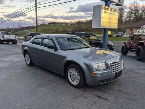 2006 Chrysler 300 for sale at Route 22 Autos in Zanesville OH
