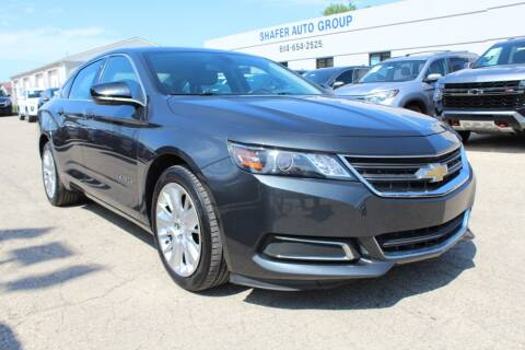 2018 Chevrolet Impala for sale at SHAFER AUTO GROUP in Columbus OH