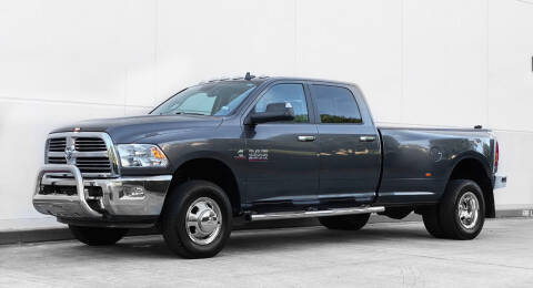 2015 RAM Ram Pickup 3500 for sale at Houston Auto Credit in Houston TX