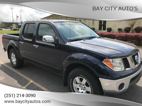 2006 Nissan Frontier for sale at Bay City Auto's in Mobile AL