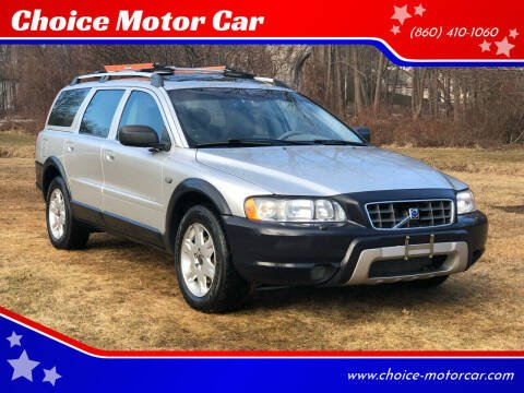 2006 Volvo XC70 for sale at Choice Motor Car in Plainville CT