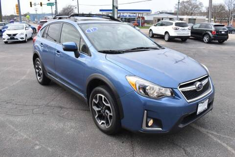 2017 Subaru Crosstrek for sale at World Class Motors in Rockford IL