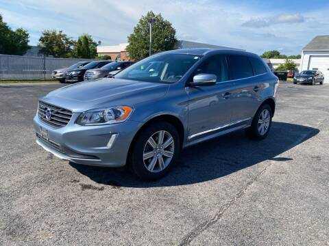 2017 Volvo XC60 for sale at Riverside Auto Sales & Service in Portland ME
