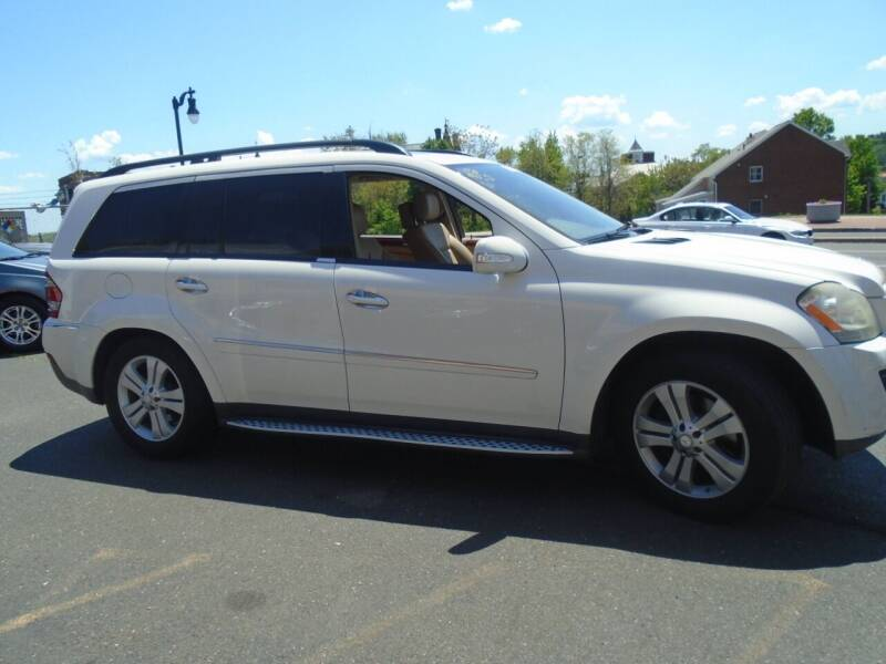2008 Mercedes-Benz GL-Class for sale at Broadway Auto Services in New Britain CT
