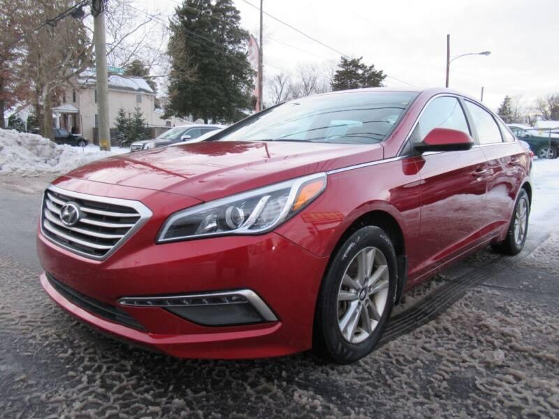 2015 Hyundai Sonata for sale at PRESTIGE IMPORT AUTO SALES in Morrisville PA