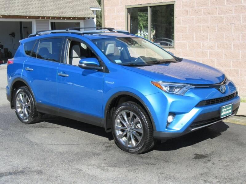 2018 Toyota RAV4 Hybrid for sale in Littleton, MA