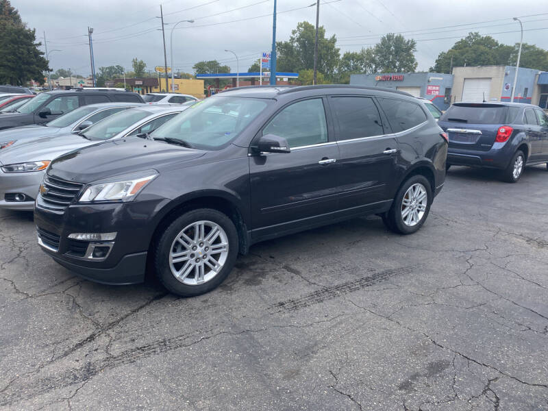 2015 Chevrolet Traverse for sale at Lee's Auto Sales in Garden City MI