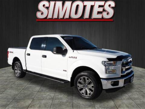 2015 Ford F-150 for sale at SIMOTES MOTORS in Minooka IL