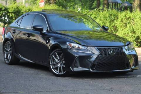 2017 Lexus IS 300 for sale at Jersey Car Direct in Colonia NJ
