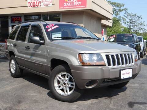 2004 Jeep Grand Cherokee for sale at KC Car Gallery in Kansas City KS