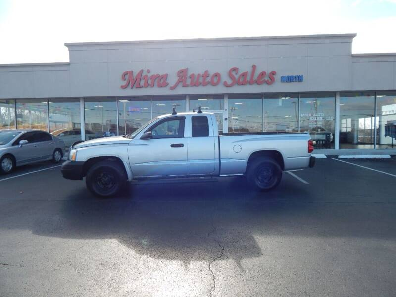 2006 Dodge Dakota for sale at Mira Auto Sales in Dayton OH