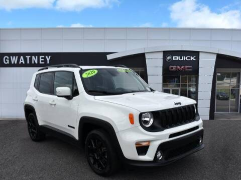 2020 Jeep Renegade for sale at DeAndre Sells Cars in North Little Rock AR