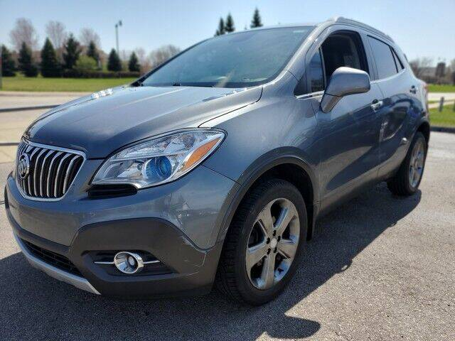 2013 Buick Encore for sale at Paramount Motors in Taylor MI