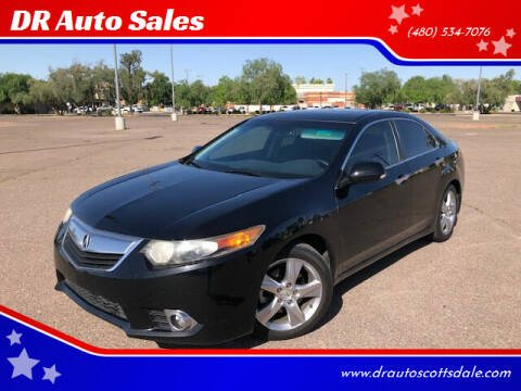 2013 Acura TSX for sale at DR Auto Sales in Scottsdale AZ