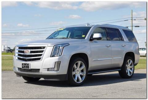 2020 Cadillac Escalade for sale at STRICKLAND AUTO GROUP INC in Ahoskie NC