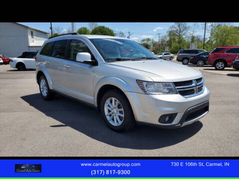 2014 Dodge Journey for sale at Carmel Auto Group in Indianapolis IN