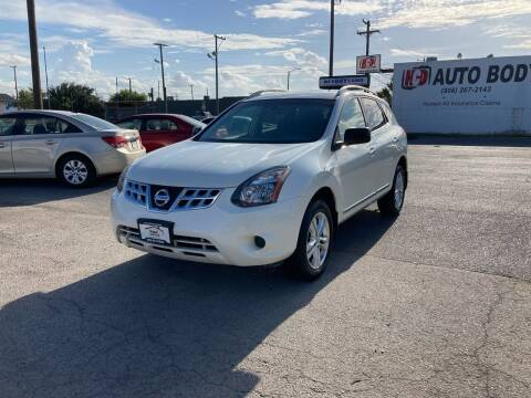 2015 Nissan Rogue Select for sale at RGV AutoHub in Harlingen TX