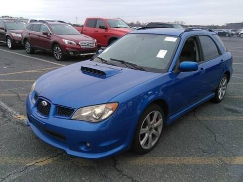 2006 Subaru Impreza for sale at Cj king of car loans/JJ's Best Auto Sales in Troy MI