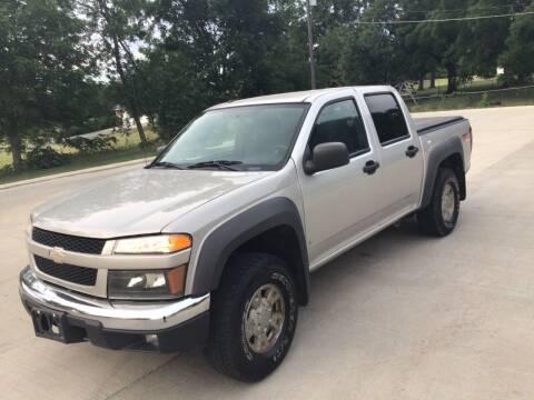2007 Chevrolet Colorado for sale at Bam Motors in Dallas Center IA
