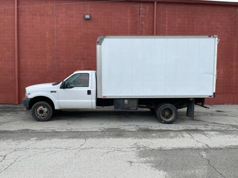 2003 Ford F-450 Super Duty for sale at ELIZABETH AUTO SALES in Elizabeth PA
