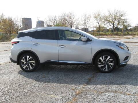 2018 Nissan Murano for sale at Burhill Leasing Corp. in Dayton OH