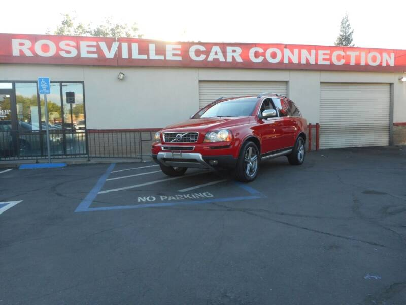 2011 Volvo XC90 for sale at ROSEVILLE CAR CONNECTION in Roseville CA