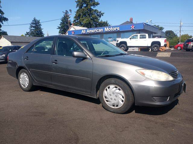 2006 Toyota Camry for sale at All American Motors in Tacoma WA