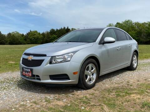 2011 Chevrolet Cruze for sale at TINKER MOTOR COMPANY in Indianola OK