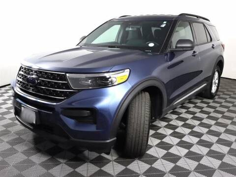 2020 Ford Explorer for sale at FAST LANE AUTOS in Spearfish SD