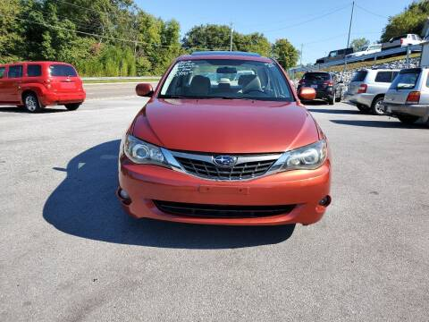 2009 Subaru Impreza for sale at DISCOUNT AUTO SALES in Johnson City TN