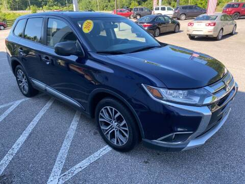 2016 Mitsubishi Outlander for sale at Car City Automotive in Louisa KY