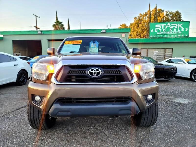 2013 Toyota Tacoma for sale at Stark Auto Sales in Modesto CA