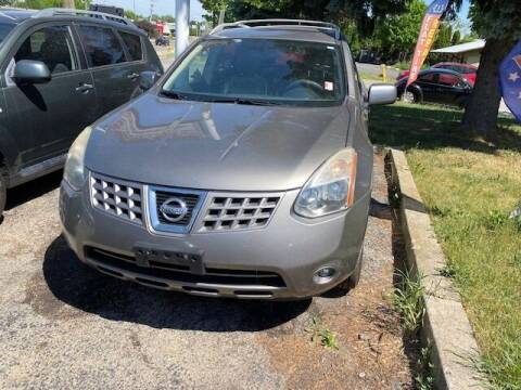 2010 Nissan Rogue for sale at NORTH CHICAGO MOTORS INC in North Chicago IL