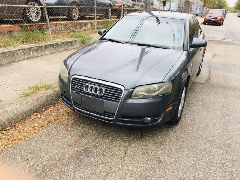 2006 Audi A4 for sale at Carzready in San Antonio TX