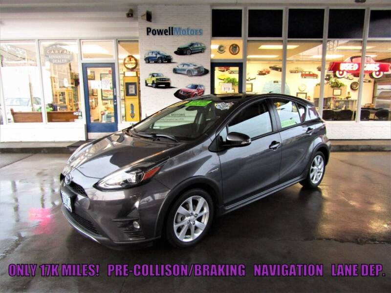 2018 Toyota Prius c for sale at Powell Motors Inc in Portland OR