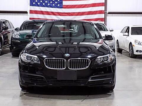 2014 BMW 5 Series for sale at Texas Motor Sport in Houston TX
