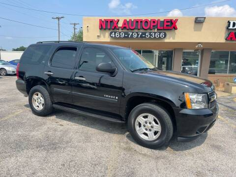 2007 Chevrolet Tahoe for sale at NTX Autoplex in Garland TX