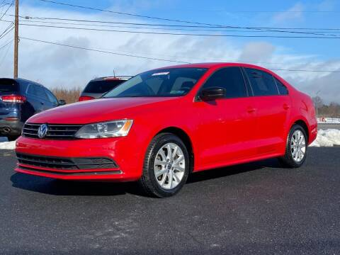 2015 Volkswagen Jetta for sale at Clear Choice Auto Sales in Mechanicsburg PA