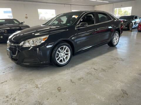 2015 Chevrolet Malibu for sale at Stakes Auto Sales in Fayetteville PA